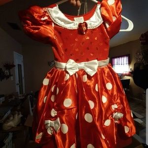 Minnie Mouse Costume *MOVING SALE*